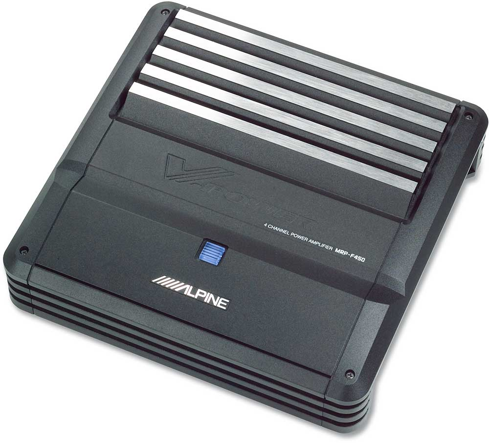 x500MRPF450 f alpine mrp f450 4 channel car amplifier 70 watts rms x 4 at  at readyjetset.co