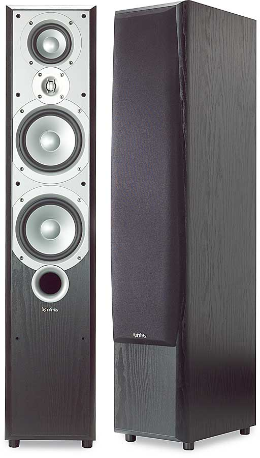 Infinity Primus 360 Tower Speakers At Crutchfield Com