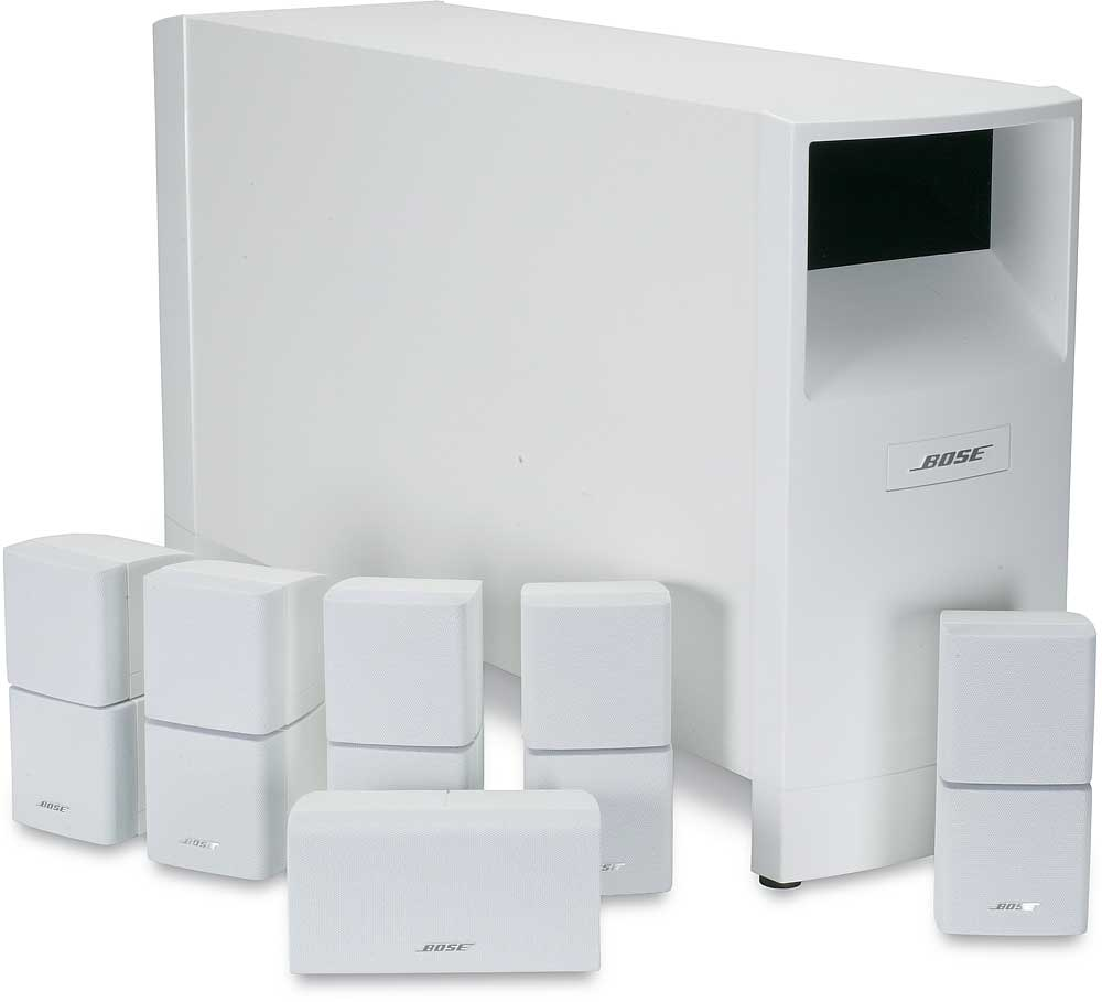 bose acoustimass 16 series ii home entertainment speaker. Black Bedroom Furniture Sets. Home Design Ideas