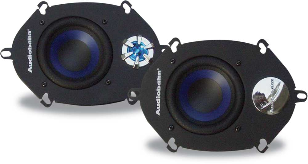 audiobahn as57pv 2 way plate speakers for 5 x7 and 6 x8 openings rh crutchfield com Audiobahn A2150hct 12 in Audiobahn Dual Coil Speaker Wiring