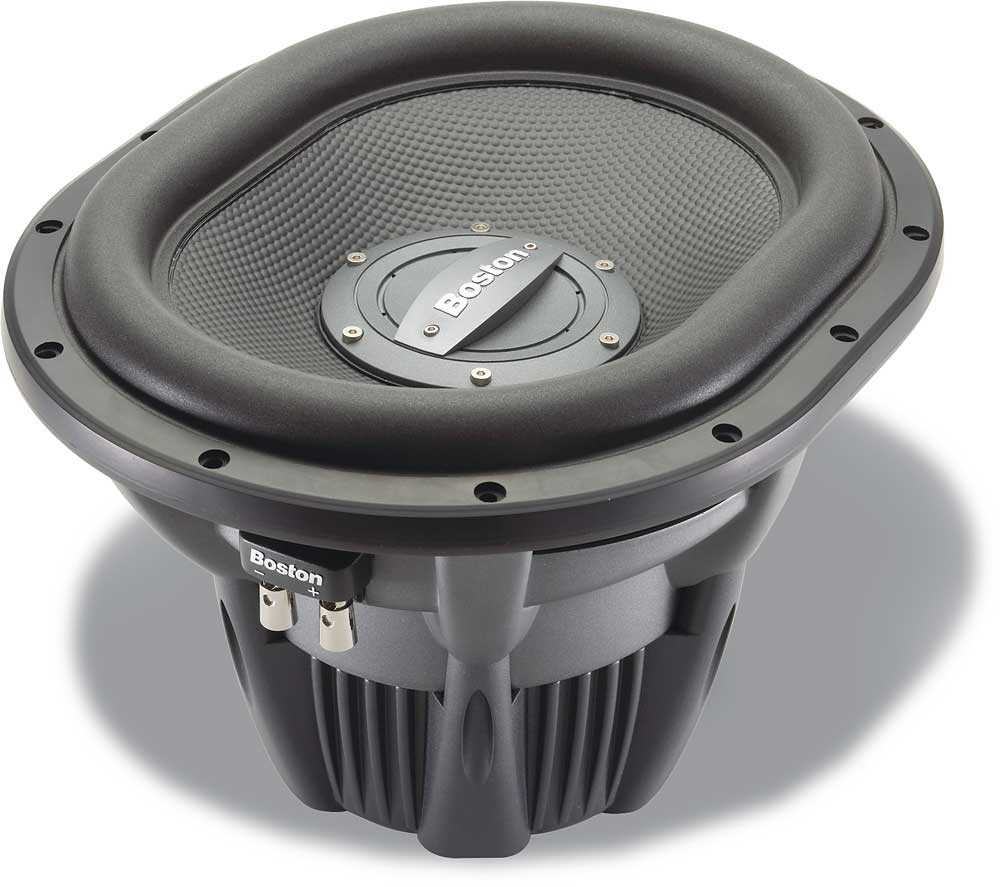 Boston Acoustics Spg555 2 Oval Ohm Component Subwoofer At Electronics Gt Tv Video Home Audio Speakers Subwoofers