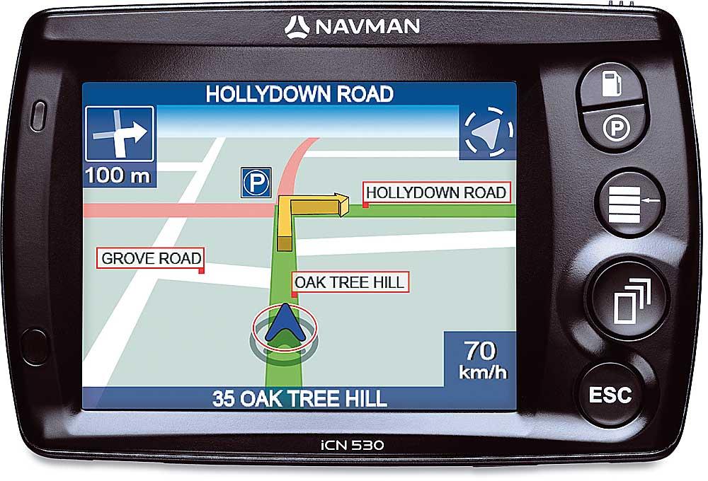 Navman icn 510 manual.