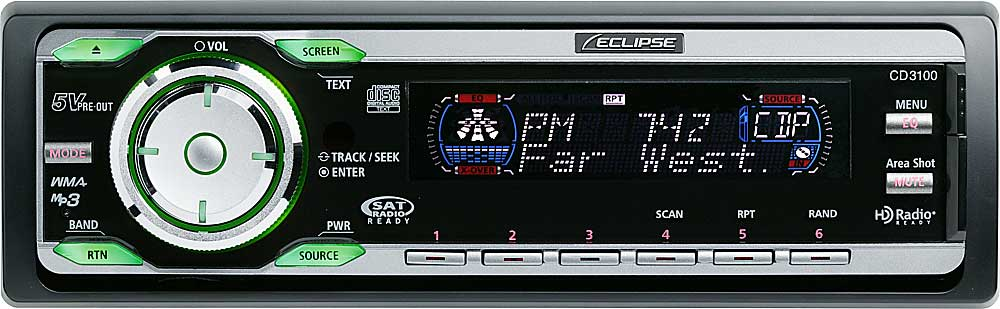 x099CD3100 f 1 eclipse cd3100 cd receiver with mp3 wma playback at crutchfield com eclipse cd1200 wiring diagram at aneh.co