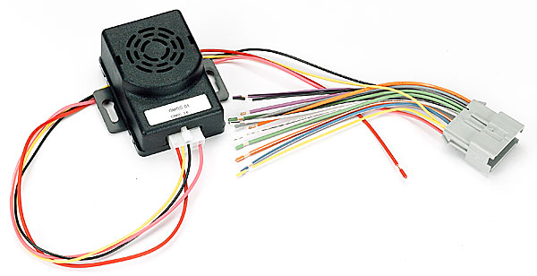 Radio Wiring Harness For Chevy Colorado : Service bulletin lan can comm interference caused by