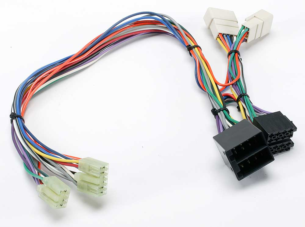 ToyotaGeo Bluetooth Wiring Harness Integrates Bluetooth cell – Jenn Car Stereo Wiring Harness
