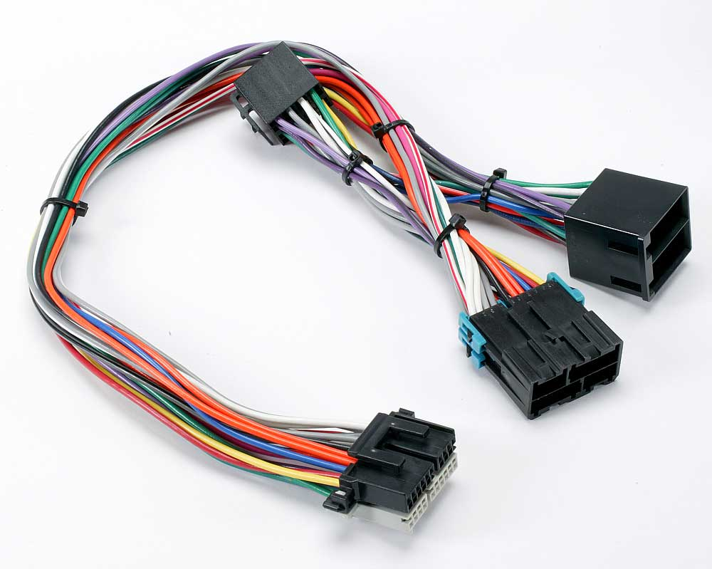 General Motors Bluetooth Wiring Harness Integrates Cell Motorcycle Wire Cable Automotive Female Connector Phone Kits With Factory Stereos In Select Vehicles 1985 Up At