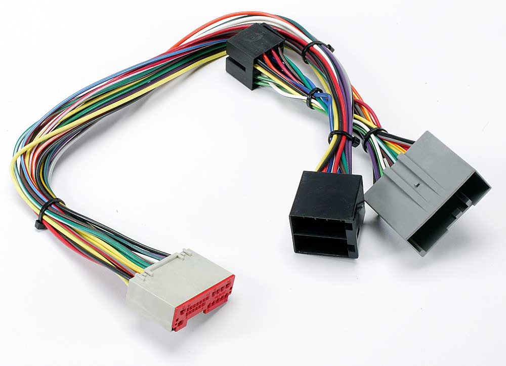 dodge d350 wiring harness ford bluetooth® wiring harness integrates bluetooth cell ... #14
