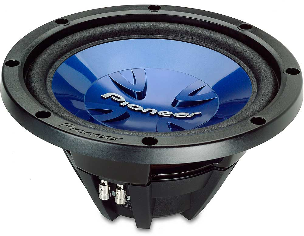 pioneer ts w301r 12 quot 4 ohm subwoofer at crutchfield com car subwoofer wiring car subwoofer wiring diagram dual battery