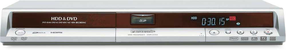 PANASONIC DMR-EH55S DVD RECORDER WINDOWS 7 DRIVER