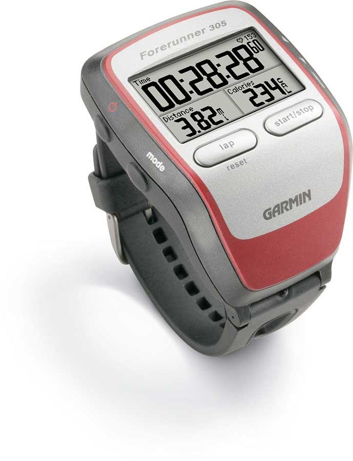 garmin forerunner 305 gps enabled exercise trainer and heart rate rh crutchfield com forerunner 205/305 owner's manual Garmin Forerunner 305