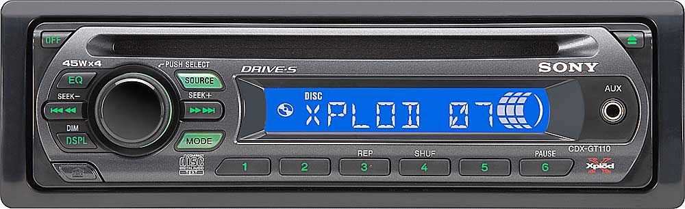 x158GT110 f_mt 1 sony cdx gt110 cd player at crutchfield com sony xplod cdx-gt110 wiring diagram at nearapp.co