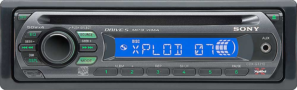 sony cdx gt210 wiring diagram sony image wiring sony cdx gt210 cd player mp3 wma playback at crutchfield com on sony cdx gt210 pdf manual for sony car