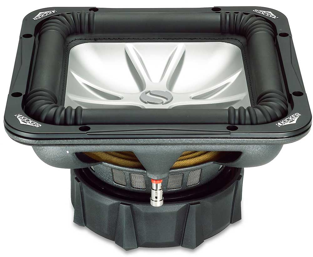 Kicker Solo-Baric L5 Series 06S10L54 10 subwoofer with