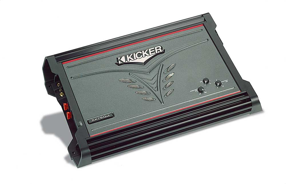 Kicker zx7501 mono subwoofer amplifier 750 watts rms x 1 at 2 kicker zx7501 mono subwoofer amplifier 750 watts rms x 1 at 2 ohms at crutchfield sciox Image collections