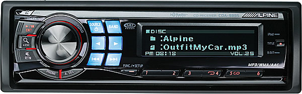 Why Do Aftermarket Car Stereos Have To Suck? Eric