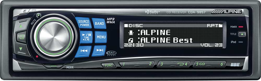 x500CDA9857 f_ alpine cda 9857 cd player with mp3 wma playback at crutchfield com alpine cda 9855 wiring diagram at bayanpartner.co
