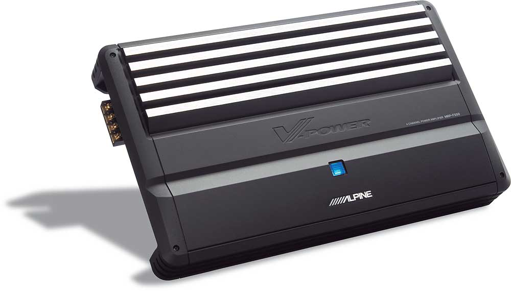 x500MRPF550 f alpine mrp f550 4 channel car amplifier 90 watts rms x 4 at  at mifinder.co