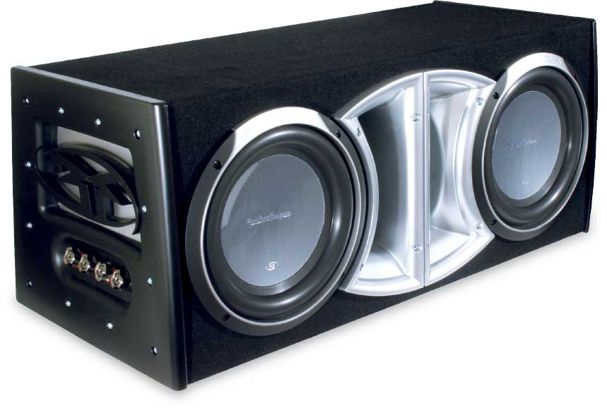 Rockford Fosgate P2L-210 Punch Stage 2 dual 10