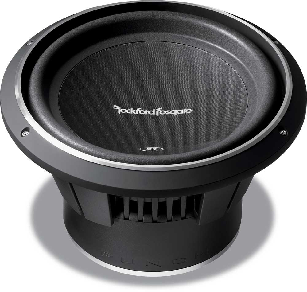 Rockford fosgate p3d412 punch stage 3 12 subwoofer with dual 4 rockford fosgate p3d412 punch stage 3 12 subwoofer with dual 4 ohm voice coils at crutchfield sciox Images