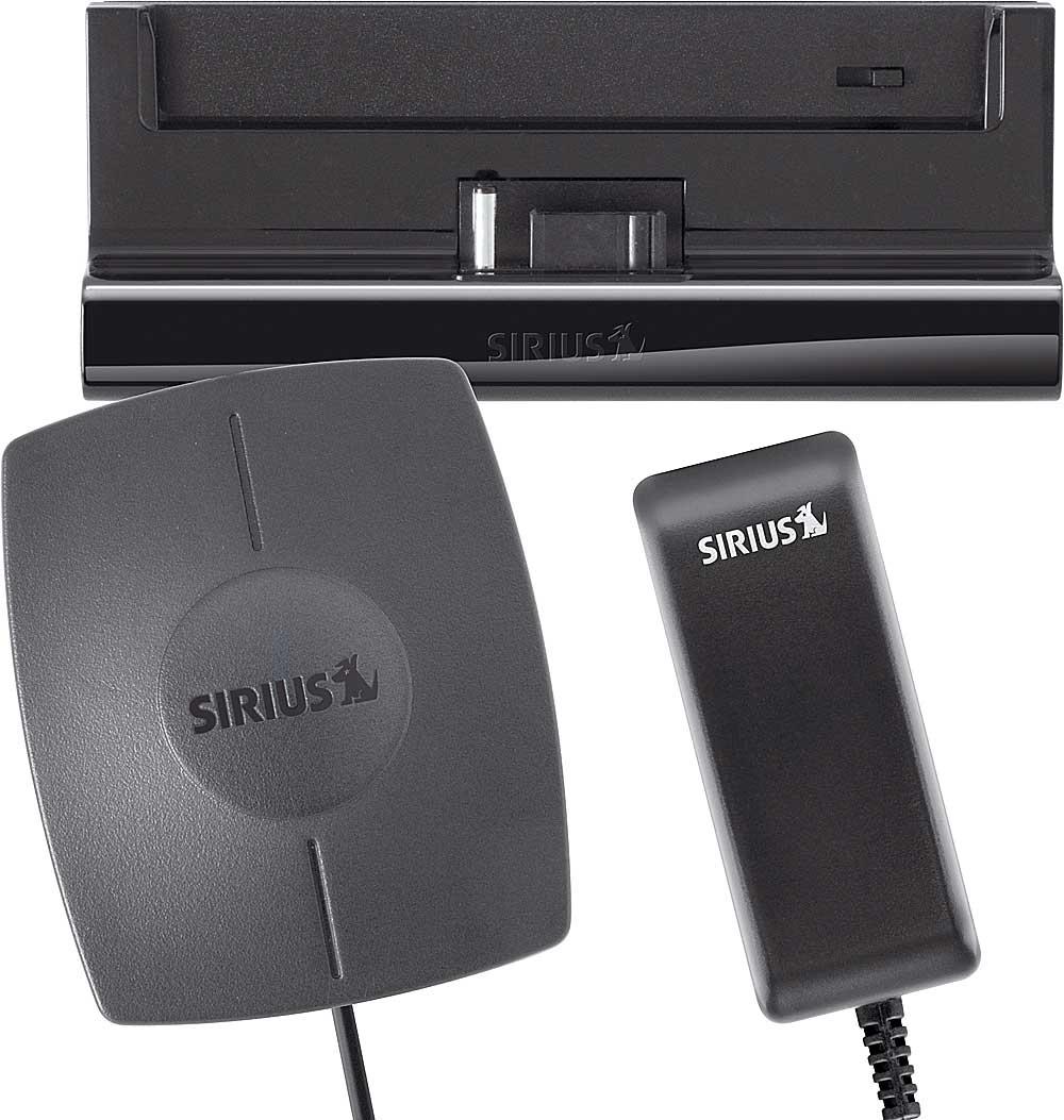 Complete Home Kit SUPH1 Genuine SIRIUS Stratus 7 Satellite Radio Receiver