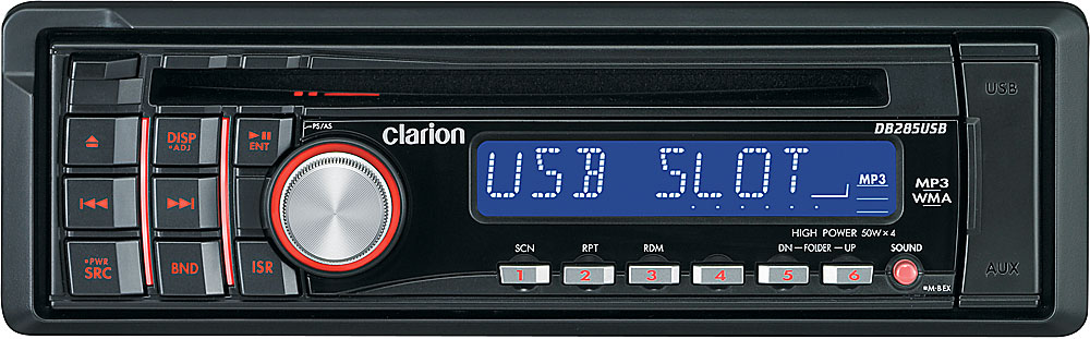 clarion db285usb CZ-101 Clarion Wiring-Diagram