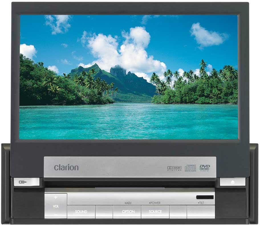 clarion vrx575usb dvd receiver at crutchfield com rh crutchfield com
