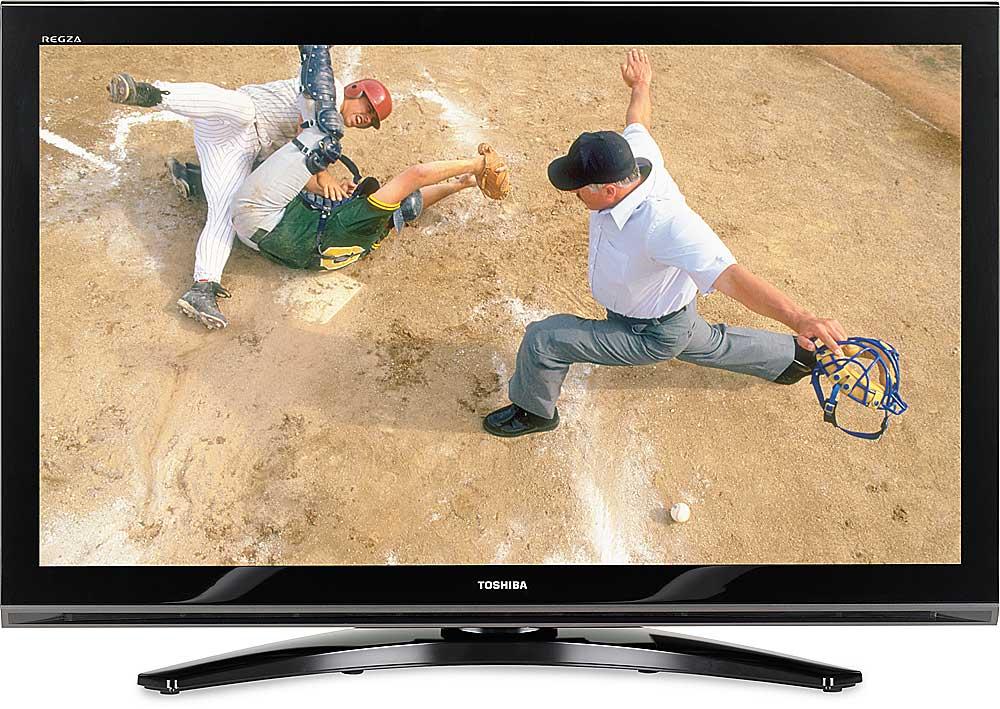 Toshiba 42lx177 42 Cinema Series Regza 1080p Lcd Hdtv With 120hz