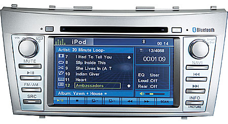 gen6 camry aftermarket headunit toyota nation forum toyota car and truck. Black Bedroom Furniture Sets. Home Design Ideas