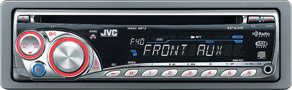 jvc kd g340 cd receiver at crutchfield com