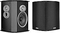 Polk Audio FXiA4 BK pr  RTi-A series surround spkrs