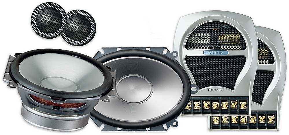 Infinity Reference 6820cs 5 X7 6 X8 Component Speaker System At