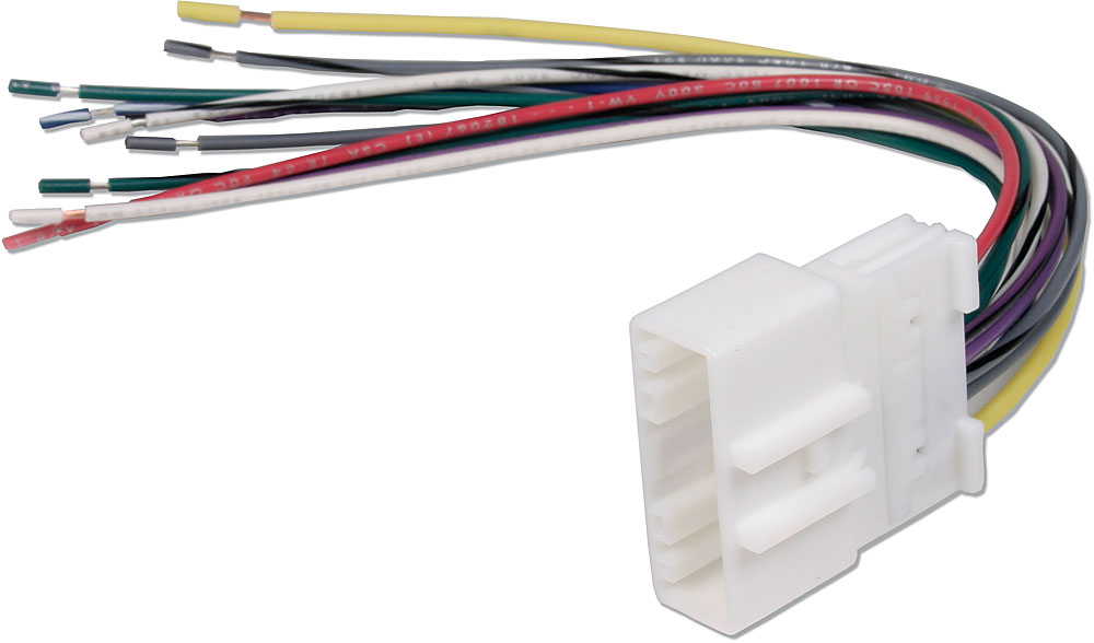 metra 70 7552 receiver wiring harness connect a new car stereo in metra 70 7552 receiver wiring harness connect a new car stereo in select 2007 up infiniti nissan subaru and suzuki vehicles at crutchfield com