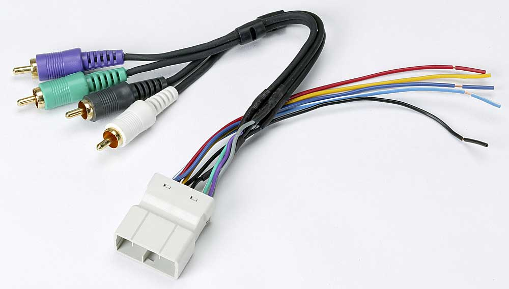 x120708112 f metra 70 8112 receiver wiring harness connect a new car stereo in  at virtualis.co