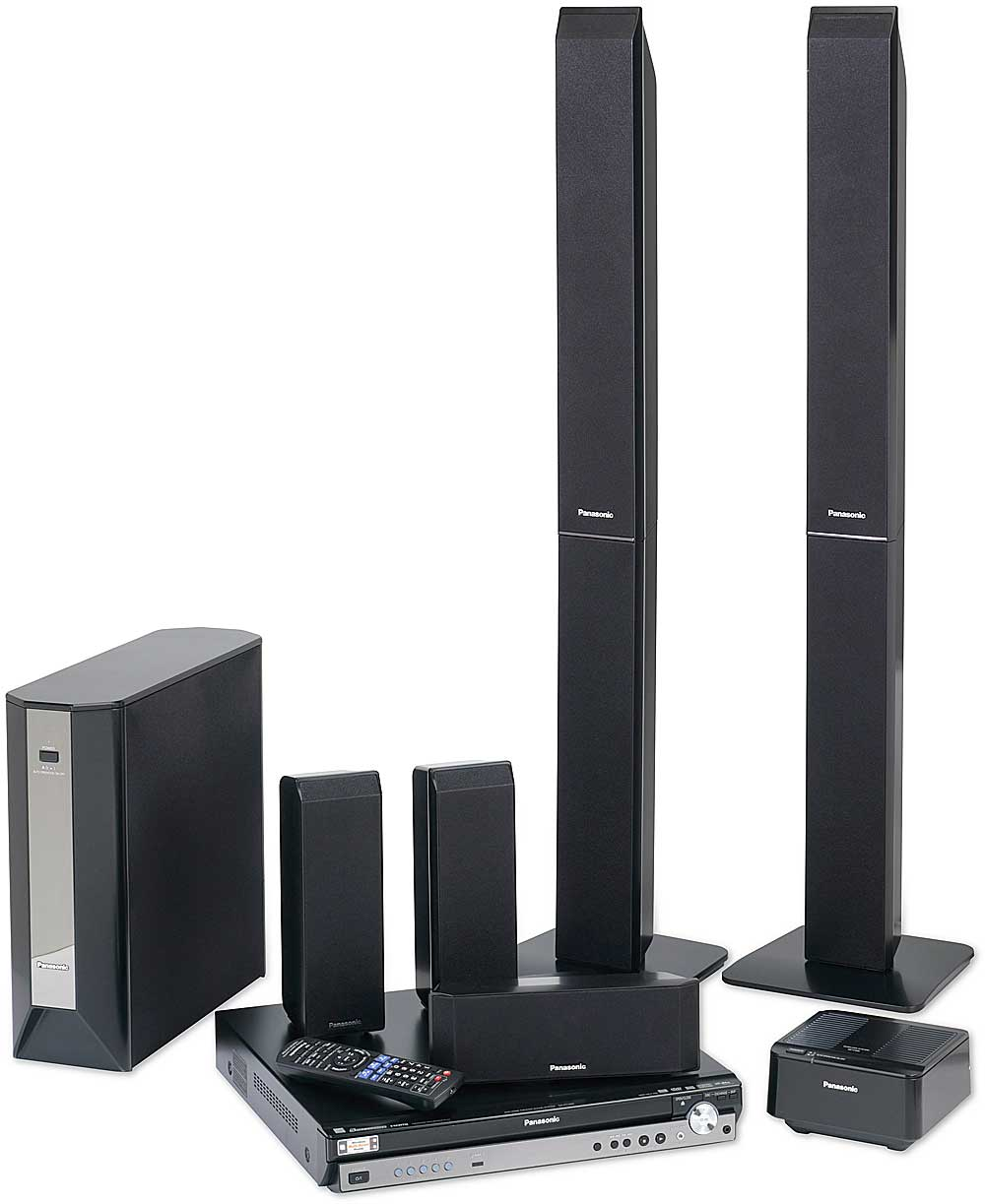 x133SCP1050 F panasonic sc pt1050 dvd home theater system with 1080p dvd Panasonic Car Stereo Wiring Diagram at nearapp.co