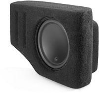 "JL AUDIO Stealthbox Single 12""  Nissan Xterra 2005-Up Dar..."