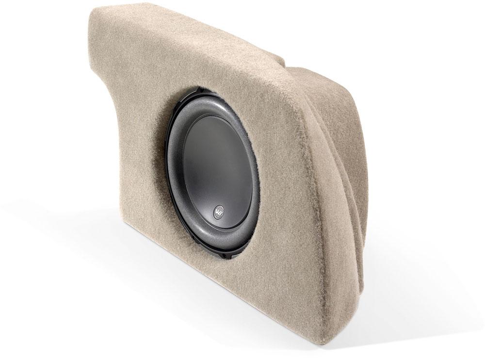 JL Audio Stealthbox reg Charcoal Custom fit fiberglass