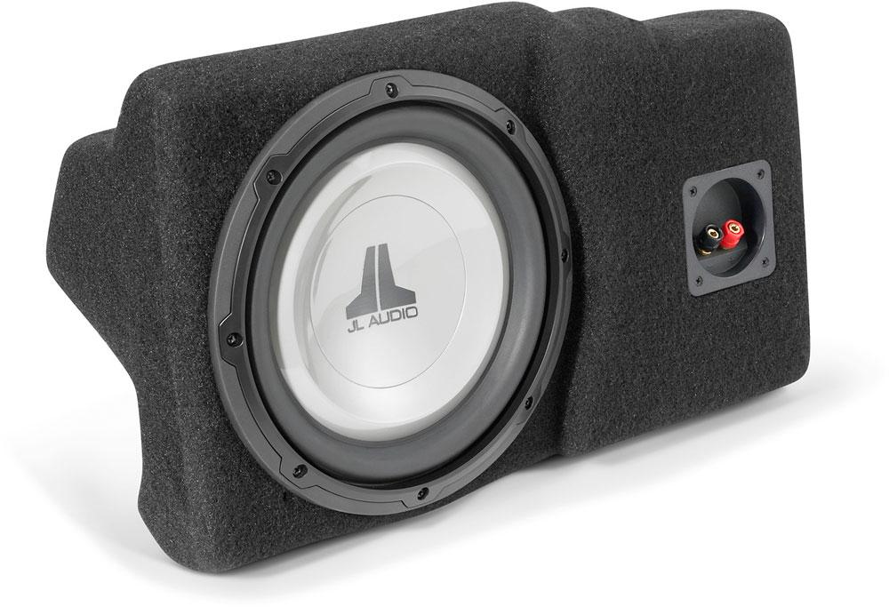 jl audio stealthbox custom fit fiberglass enclosure with. Black Bedroom Furniture Sets. Home Design Ideas