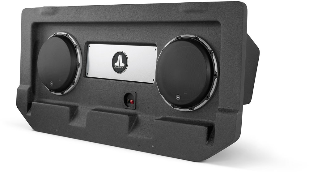 Jl Audio Stealthbox U00ae Custom