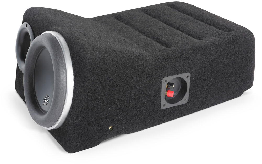 Jl Audio Stealthbox 174 Graphite Custom Fit Fiberglass