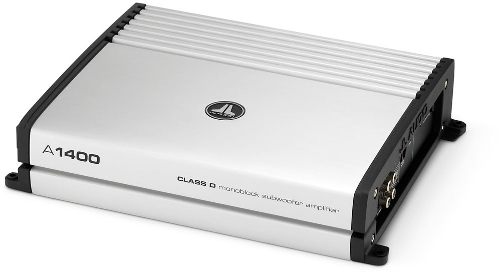 Jl Audio A Series A1400 Mono Subwoofer Lifier 500 Watts Rms X 1 Rhcrutchfield: Jl Audio Monoblock At Gmaili.net