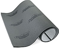 """Dynamat 11102 Dynaliner 1/4""""  1/4"""" Thick, 12 Sq. Ft., 1 S..."""