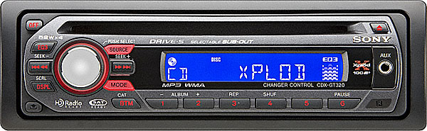 vwvortex com fs sony cdx gt320 single din cd player (mk4 match Sony Cdx Gt320 Wiring sony crams a lot of value into the cdx gt320 cd receiver first and foremost, this budget friendly stereo works with sony's optional ipod® adapter, sony cdx gt320 wiring diagram
