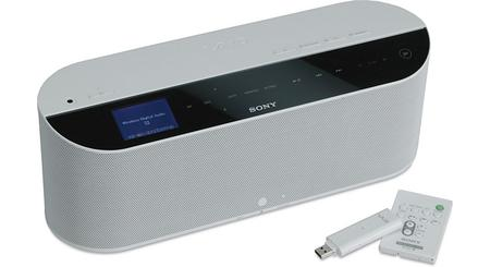 h158VGFWA1 fp Sony VGF WA1 Wireless Digital Music Streamer   $130 Shipped