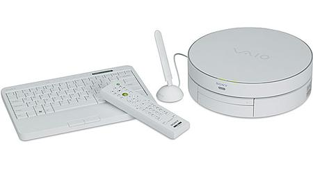 Sony VAIO® VGX-TP1