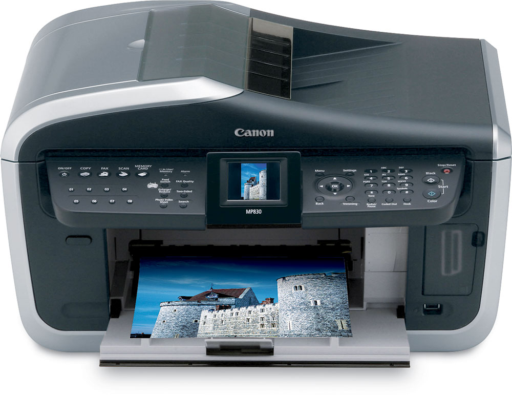 canon pixma mp830 multi function printer scanner copier fax machine rh crutchfield com Corvette Owners Manual canon mp830 service manual download