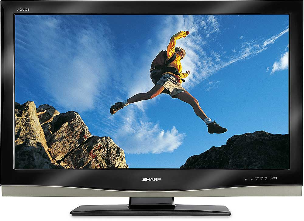 Sharp Lc 37d62u 37 Aquos 1080p Lcd Hdtv At Crutchfieldcom