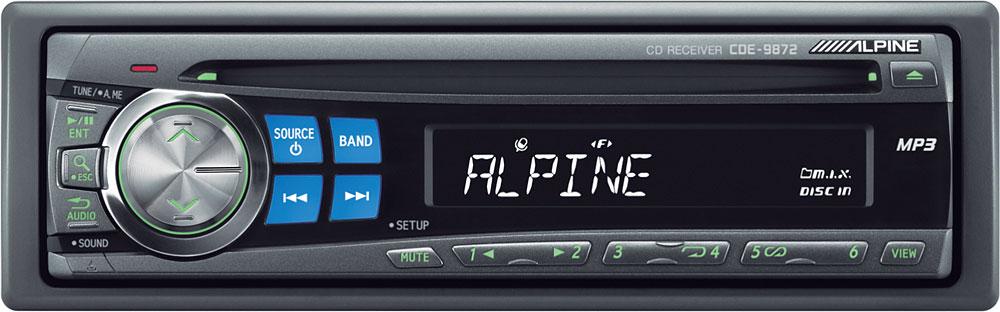 [DIAGRAM_3ER]  Alpine CDE-9872 CD receiver at Crutchfield | Alpine Cde 9872 Wiring Harness |  | Crutchfield