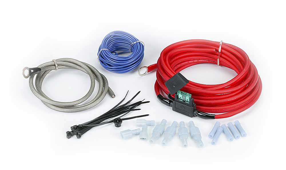 Rockford Fosgate RFK10  sc 1 st  Crutchfield : kicker 4 gauge wiring kit - yogabreezes.com