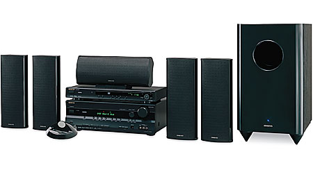 Onkyo HT-SP904 5-speaker DVD home theater system