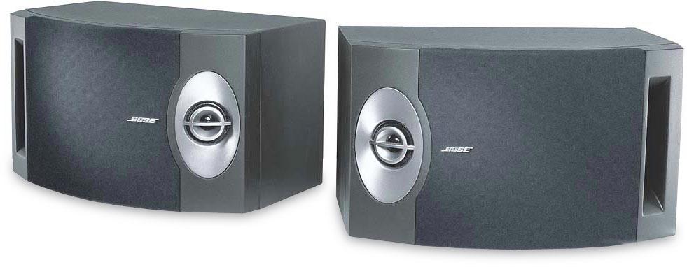 BoseR 201R Series V Direct ReflectingR Speaker System Black At Crutchfield